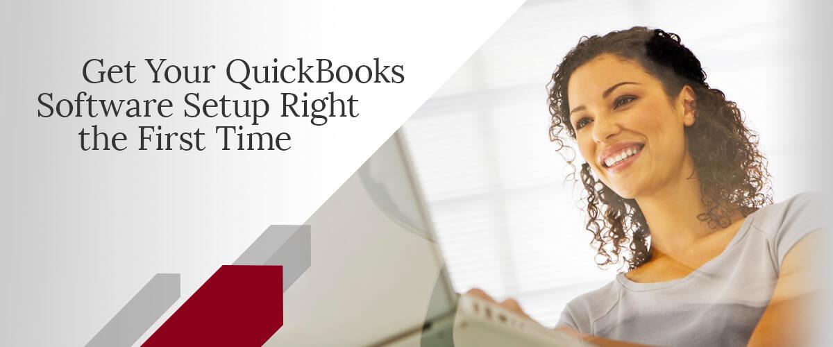 QuickBooks Set Up